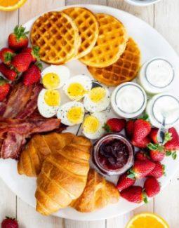 Bize Kahvaltı Hazırla, Sana Kaç Kilo Olduğunu Söyleyelim!
