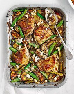 Ustasından: Sebzeli Tavuk Yemeği Tarifi